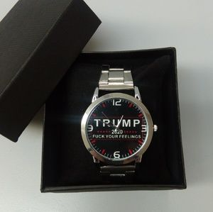 New Trump Watch With Box